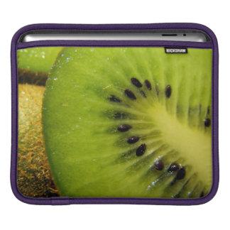 水分が多いキーウィ-人力車のiPadの袖 iPadスリーブ