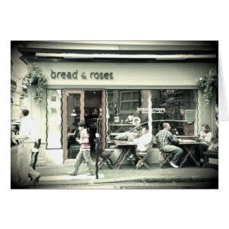 水効果のパンの店 カード