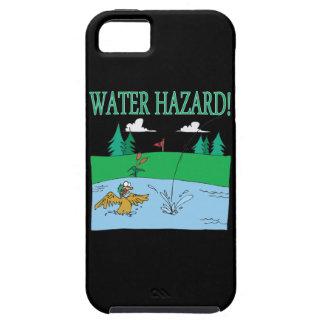 水危険 iPhone SE/5/5s ケース