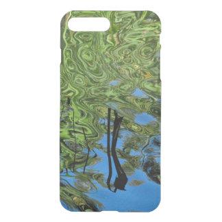 水反射の電話箱 iPhone 8 PLUS/7 PLUS ケース