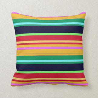 水平線装飾用クッションの装飾3の色 クッション