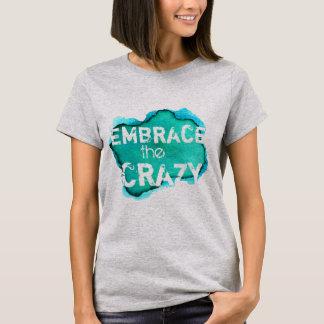 水彩画のおもしろいで熱狂するな句 Tシャツ