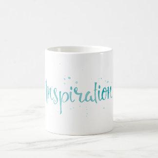 水彩画のインスピレーション コーヒーマグカップ