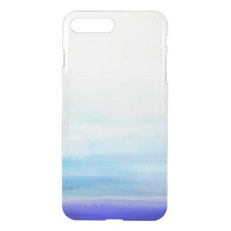 水彩画の半透明な箱 iPhone 8 PLUS/7 PLUS ケース