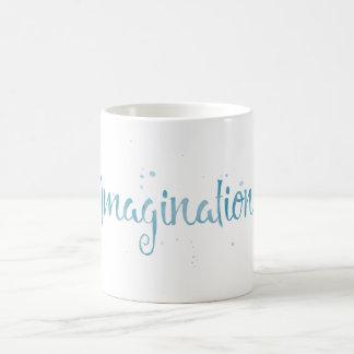 水彩画の想像 コーヒーマグカップ