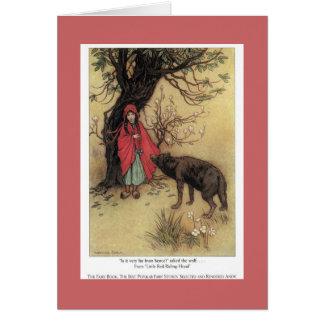 水彩画の技術Warwick Goble 1862-1943年 カード