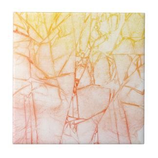 水彩画の抽象的な背景 タイル