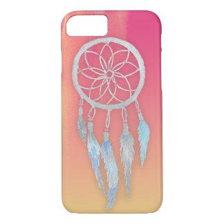水彩画のDreamcatcherの電話箱 iPhone 8/7ケース