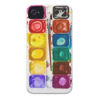 水彩画 Case-Mate iPhone 4 ケース
