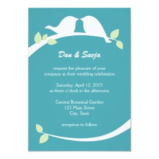 水愛鳥の結婚 カード