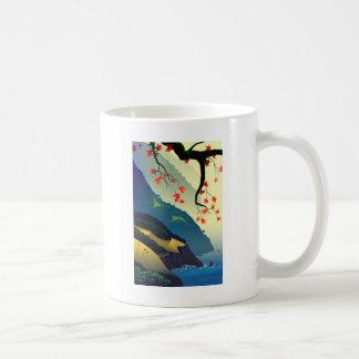 水方法(残っている) コーヒーマグカップ
