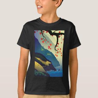 水方法(残っている) Tシャツ