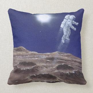 水星の上のAstronuat クッション
