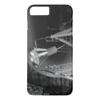 水星の宇宙カプセルはテスト1959年を経ます iPhone 8 PLUS/7 PLUSケース