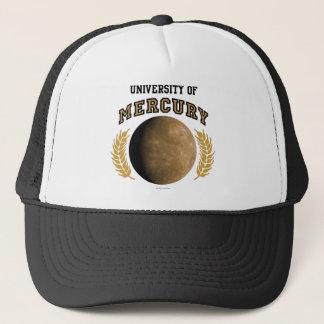 水星の帽子の大学 キャップ