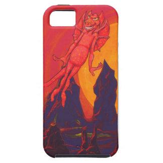 水星のHottieの飛行 iPhone SE/5/5s ケース