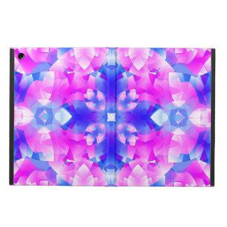 水晶によっては曼荼羅が開花します iPad AIRケース