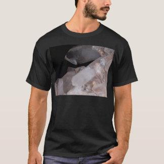 水晶の写真 Tシャツ