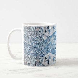 水晶の青空 コーヒーマグカップ