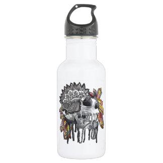 水晶スカルの曼荼羅 ウォーターボトル
