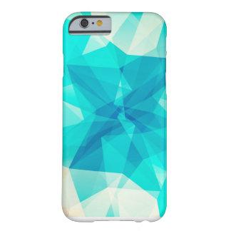 水晶ティール(緑がかった色)のiphoneの場合 barely there iPhone 6 ケース