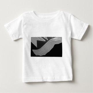 水晶ワシ ベビーTシャツ