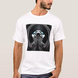 水晶印象3b (app) tシャツ