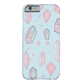 水晶宇宙 BARELY THERE iPhone 6 ケース
