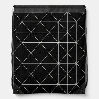 水晶寺院の神聖な幾何学 ナップサック