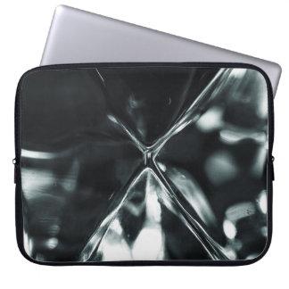 水晶屈折 ラップトップスリーブ