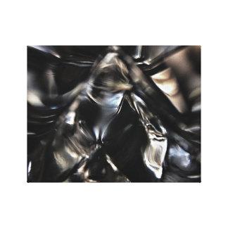 水晶屈折II キャンバスプリント