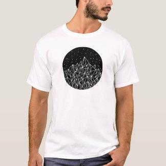 水晶山 Tシャツ