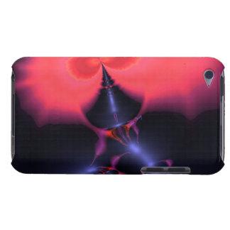 水晶幽霊-サケ及びインディゴの驚きの容認 Case-Mate iPod TOUCH ケース