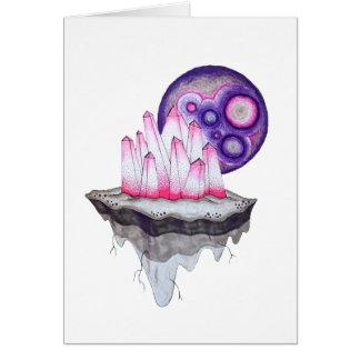 水晶惑星 カード