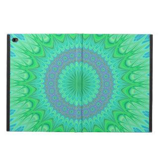水晶曼荼羅 POWIS iPad AIR 2 ケース