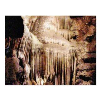水晶洞窟 ポストカード