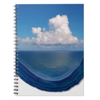 水晶海 ノートブック