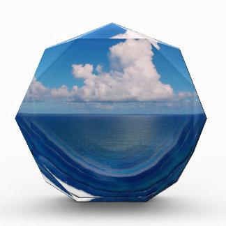 水晶海 表彰盾