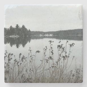 水晶滝のfortune湖、MIのコースター ストーンコースター