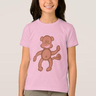 水晶猿 Tシャツ