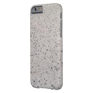 水晶石造りの花こう岩のiPhone 6/6s、やっとそこに Barely There iPhone 6 ケース