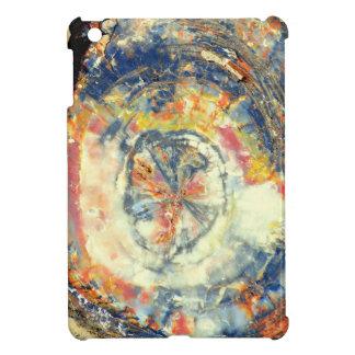 水晶色-化石木 iPad MINIケース