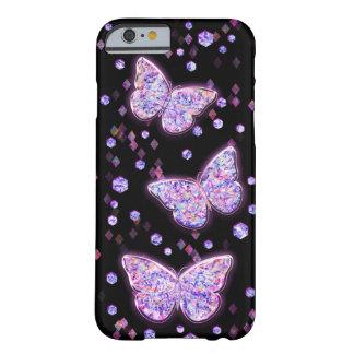 水晶蝶 BARELY THERE iPhone 6 ケース