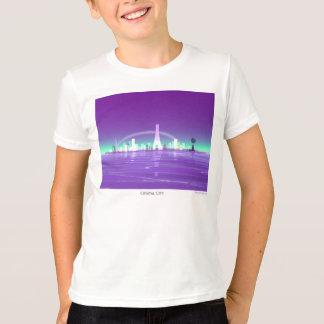 水晶都市-子供のTシャツ Tシャツ