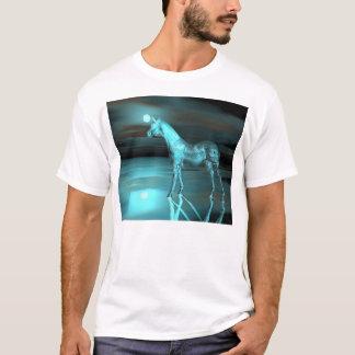 水晶馬 Tシャツ
