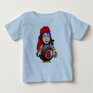 水晶8の球w/Gypsy ベビーTシャツ