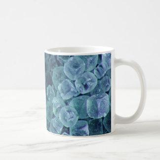 水晶 コーヒーマグカップ
