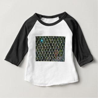 水晶 ベビーTシャツ