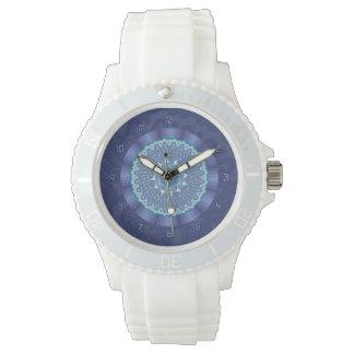 水曼荼羅の腕時計 腕時計