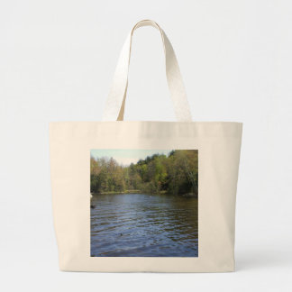 水木場面 ラージトートバッグ